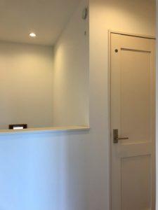 宇土市 Y様邸 2F トイレ入口ドア