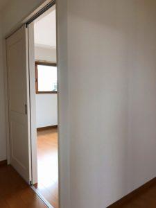 宇土 Y様邸 右手前部屋 入口