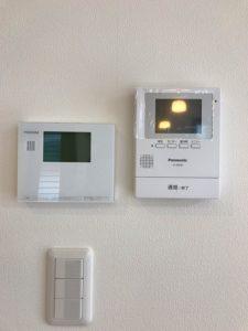 宇土 Y様邸 エコキュートリモコン・モニター