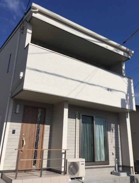 沼山津モデルハウス