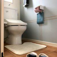 良町モデル1 トイレ