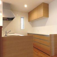 熊本市東区S様邸 キッチン・カップボード