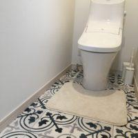 沼山津モデル トイレ