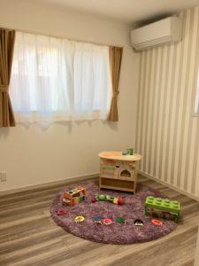 沼山津モデル 2F子供部屋