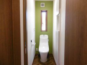 190210 東区I様邸 2Fトイレ