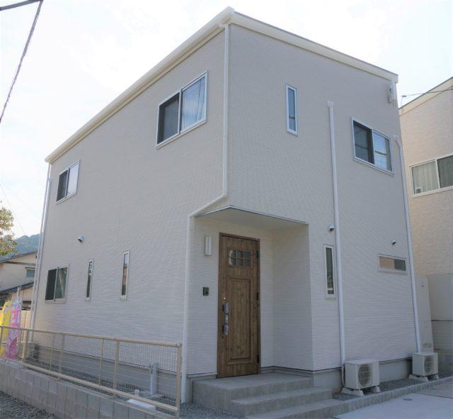 横手モデルハウス2外観写真