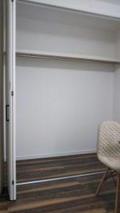 枕棚・ハンガーパイプ20200704